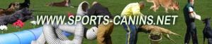 Sports canins